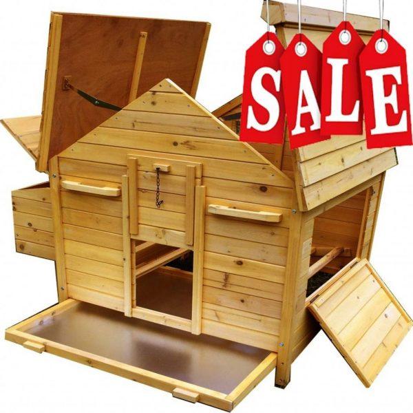 Betty Air Chicken House sale