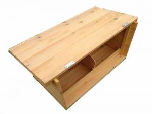 Chicken Nest box for Betty, Gertrude and Nelly Coop