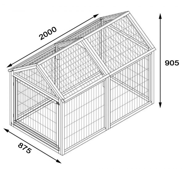 Extension for Betty dimensions