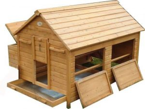 Nelly Air Chicken House Product