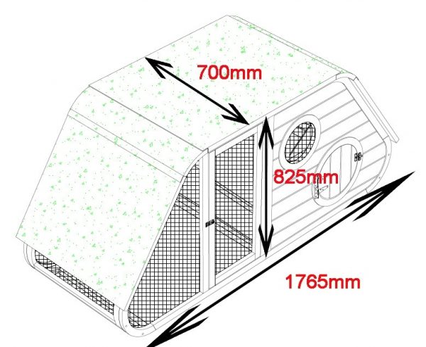 noahs ark dimensions