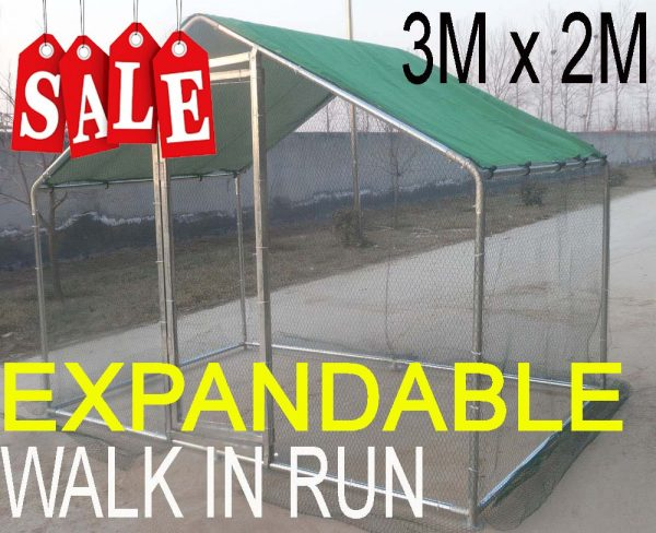 3Mx2M Walk in Run