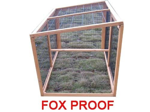 Windsor Extension Runs - Fox Resistant 1.4m with 3mm wire