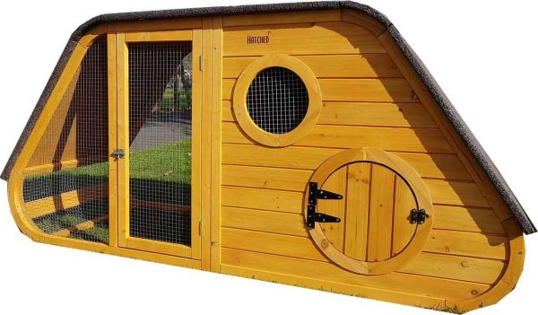 Noah's Ark Style Chicken Coop or Rabbit Hutch
